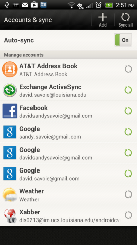 Android Mail It Help Desk
